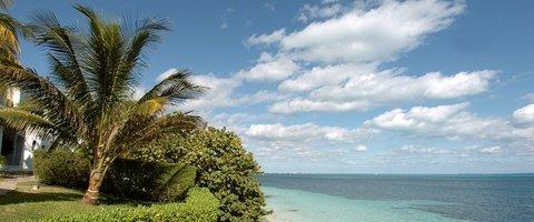 Playa privada Hotel Maya Caribe Beach House