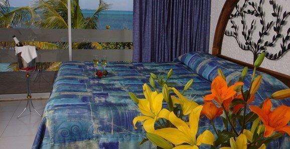 Habitación Estándar Vista Mar Hotel Faranda Maya Caribe Cancún