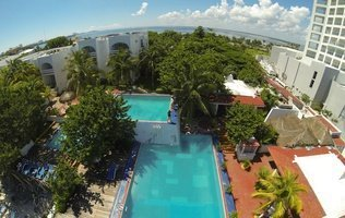 Vista Hotel Maya Caribe Beach House