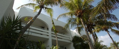 Recepción 24 horas Hotel Maya Caribe Beach House