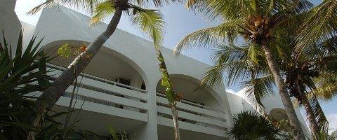 Recepción 24 horas Hotel Faranda Maya Caribe Cancún