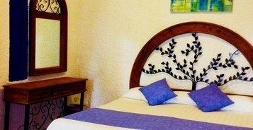 Habitación Estándar Vista Jardin Hotel Faranda Maya Caribe Cancún