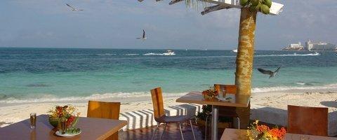 Restaurante Hotel Maya Caribe Beach House